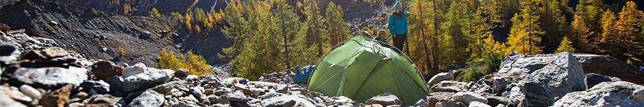 Trekking Zelte