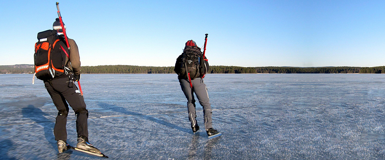 Schwedisch skating - Zubehör